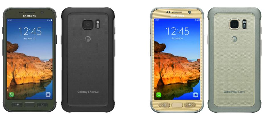 Le GalaxyS7 Active : plus gros, plus endurant, plus laid que jamais