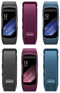 Samsung Gear Fit 2 : une fiche technique complète disponible avant l'heure