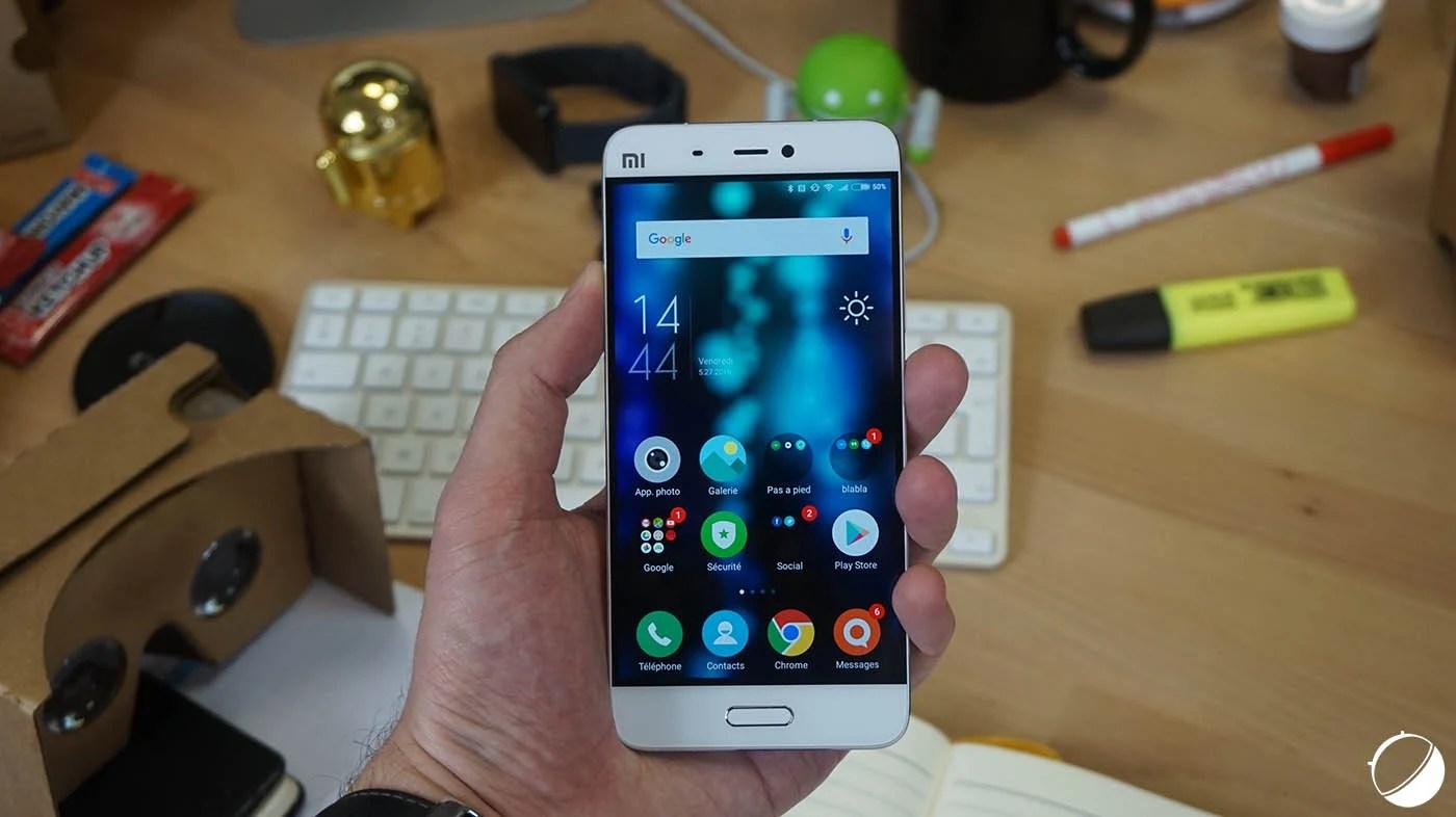 Xiaomi s'apprêterait à sortir un smartphone au prix fort