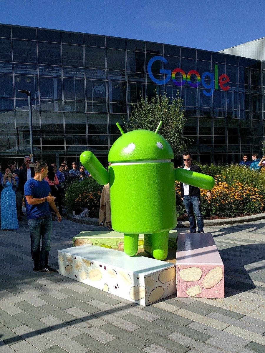 Android 7.0 Nougat arrive «bientôt» sur les Nexus selon un opérateur
