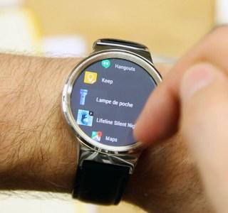 Les Moto 360 (1st gen) et LG G Watch ne verront jamais la couleur d'Android Wear 2.0