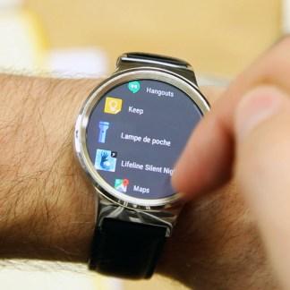 Vidéo : Notre prise en main d'Android Wear 2.0 Developer Preview