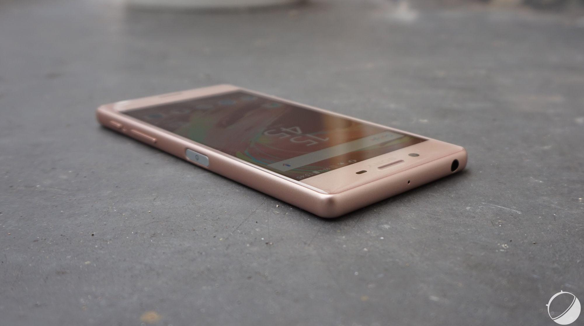 Sony Xperia X : les mises à jour du projet Concept se terminent en mai