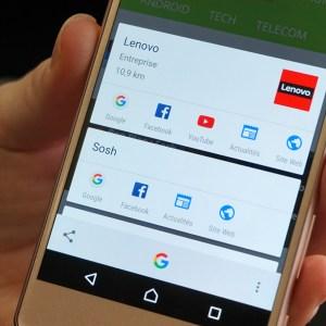 Google Now on Tap peut maintenant être utilisé indépendamment des cartes Now