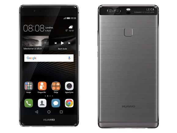 Le Huawei P9 Plus s'apprête à faire ses débuts chez Sosh