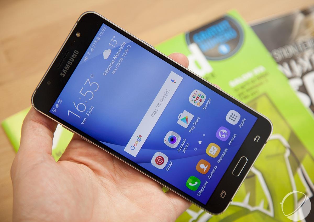 Vidéo : notre test du Samsung Galaxy J7 (2016)