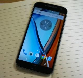 Finalement, le Moto G4 Plus aura bien le droit à Android 8.0 Oreo