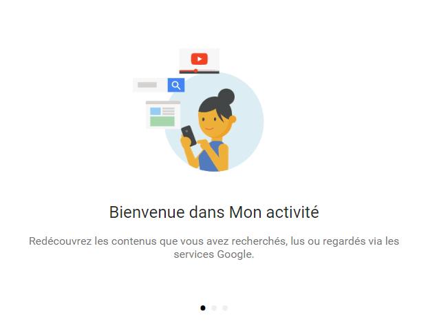 MyActivity, un outil pour ceux qui doutaient encore que Google sait tout ce que vous faites
