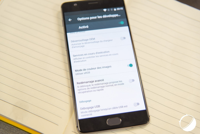 OnePlus3 : tout savoir sur la technologie d'écran «Optic AMOLED»