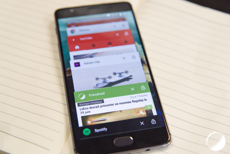 OnePlus 3 : les fichiers d'OxygenOS 3.2.0 disponibles pour la mise à jour manuelle