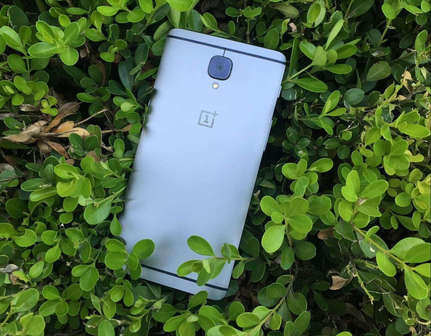 Le OnePlus3 surpris en pleine nature quelques heures avant son annonce