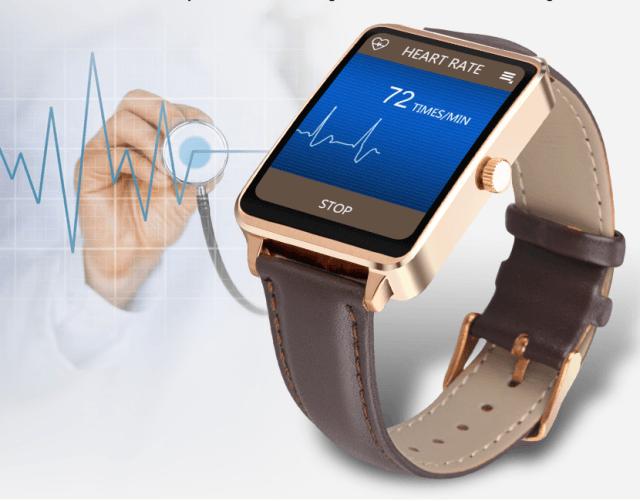 Oukitel A58 : la nouvelle smartwatch du constructeur chinois en précommande à 40 dollars