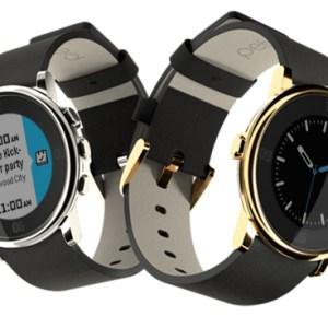 Pebble ajoute deux éditions limitées de la Pebble Time Round sur son Kickstarter