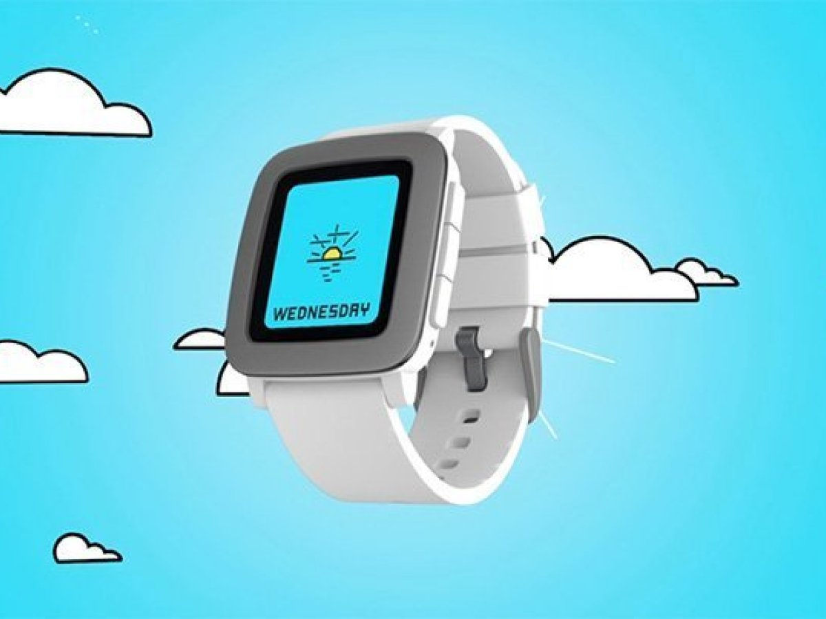 🔥 Bon plan : La Pebble time à partir de 107 euros