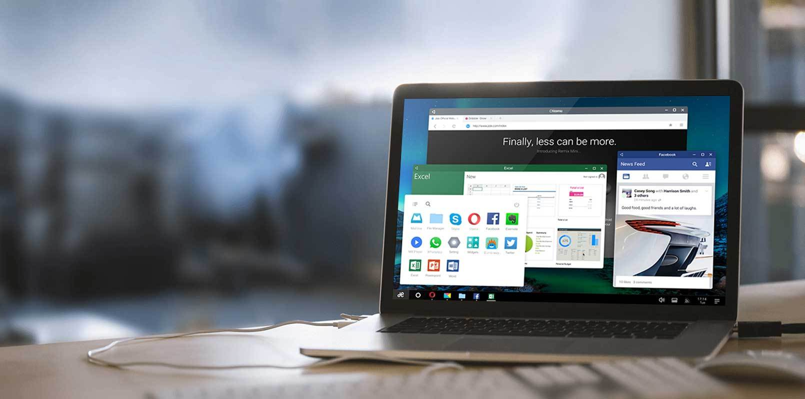 Android 6.0 Marshmallow fait son arrivée sur PC