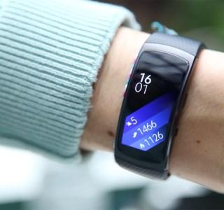 Prise en main du Samsung Gear Fit2, une belle impression