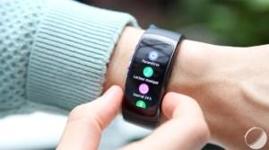 Samsung Gear Fit2, un bracelet autonome pour le sport