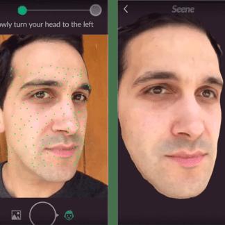 Snapchat penserait aux selfies en 3D