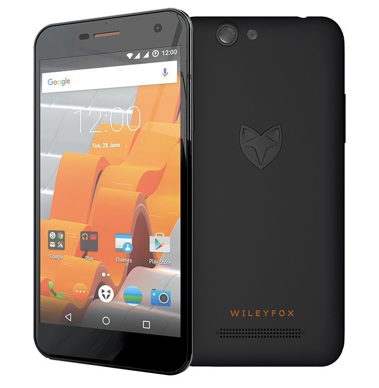 Wileyfox Spark, une nouvelle gamme de smartphones 4G dès 120 euros