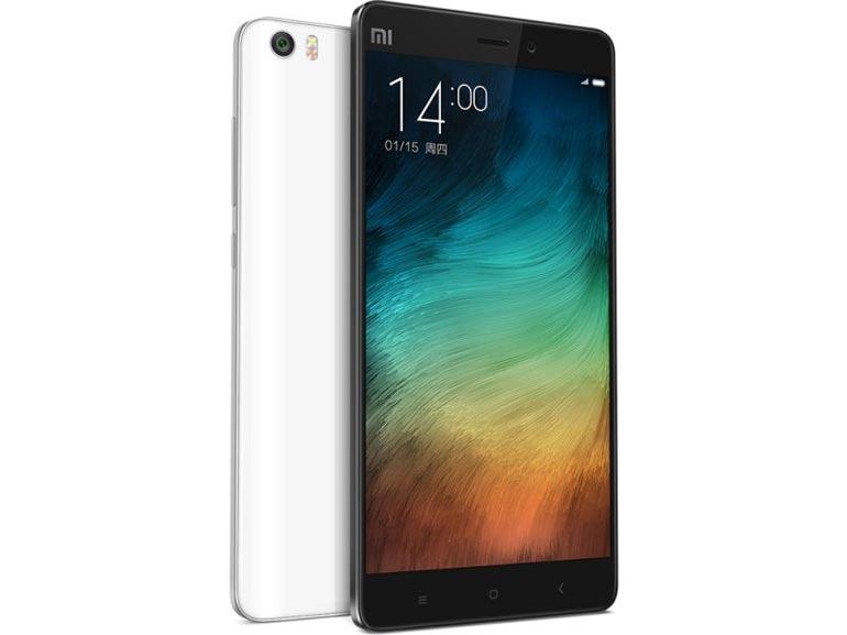 Xiaomi Mi Note 2 : trois versions évoquées, dont une aux bords incurvés