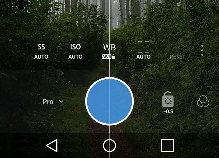 Lightroom intègre désormais un mode Pro pour shooter en manuel