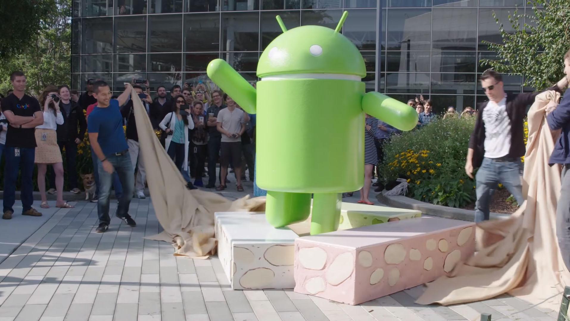Android Nougat : Google confirme officiellement son numéro de version