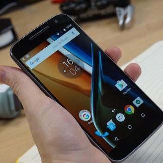 Test du Lenovo Moto G4 : sans le «Plus», c'est moins