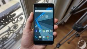 Prise en main du BlackBerry DTEK50, «le smartphone Android le plus sécurisé du monde»