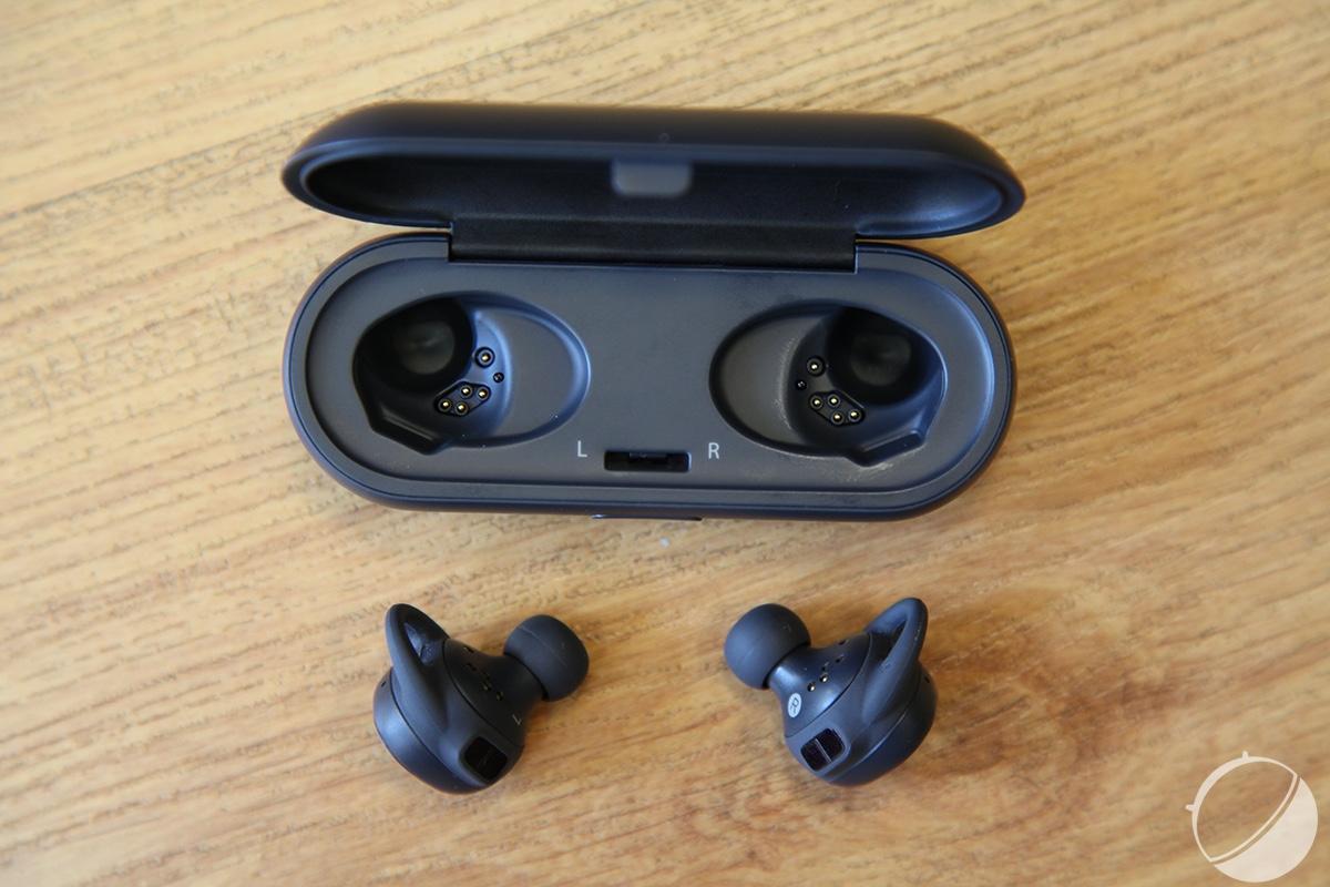 Test des Samsung Gear IconX, des écouteurs connectés pour les sportifs
