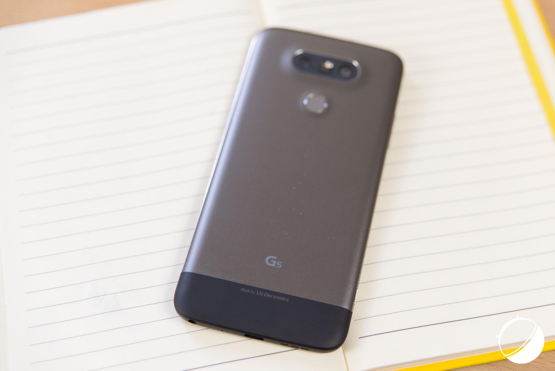 Test du LG Hi-Fi Plus : l'audio HD enfin sur smartphone