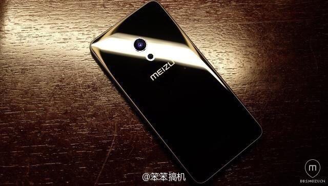 Meizu Pro 7 : une première image présumée apparaît en ligne