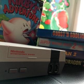 La Nintendo NES Classic Mini est disponible, un chouette cadeau de fin d'année