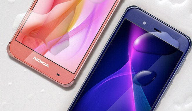 Déjà un premier rendu presse du Nokia P1 ?