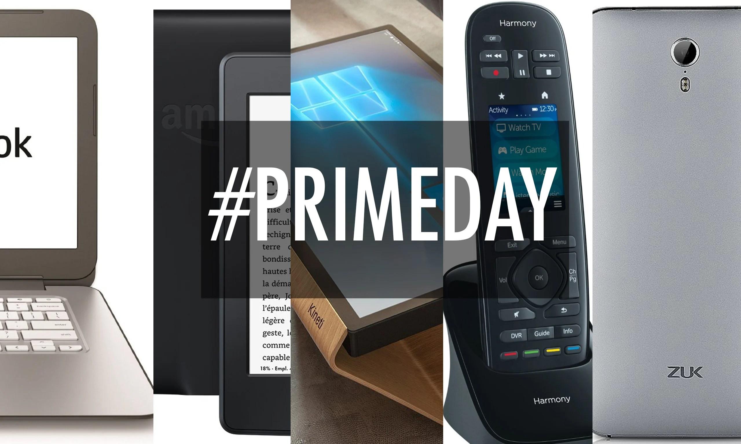 Prime Day : les bons plans de la journée sur Amazon