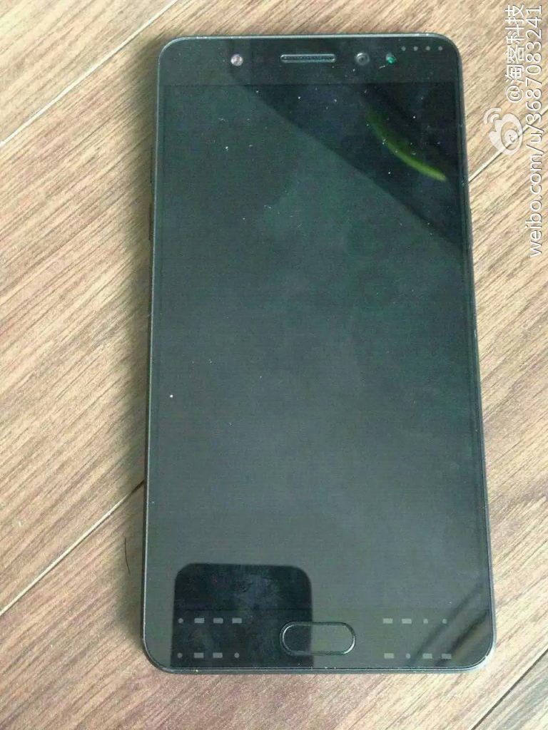 Samsung Galaxy Note 7 : un prototype sans écran courbé apparaît en ligne