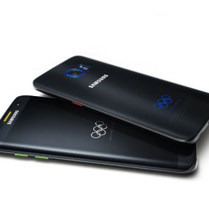Samsung offrira un GalaxyS7 edge en édition limitée à tous les athlètes des JO de 2016