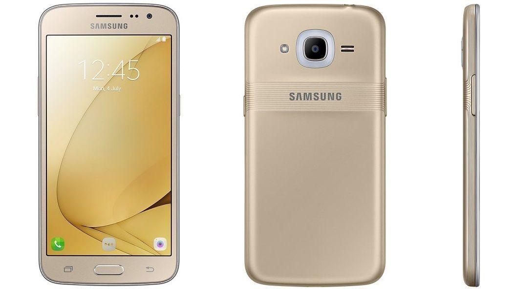Le Samsung Galaxy J2 officiellement annoncé pour l'Inde