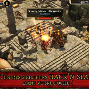 Titan Quest : le mythique hack'n'slash disponible sur Android