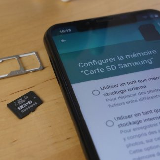 How to copy or move files and apps to SD card on Android