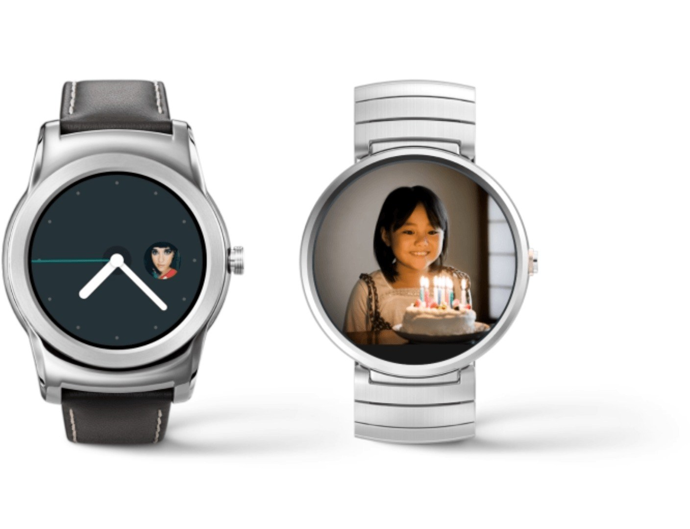 Android Wear 1.5.0.308 sonne le glas pour Together