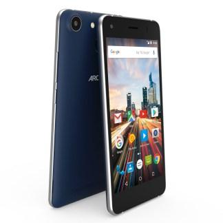 Archos 50f et 55 Helium, des smartphones à moins de 100 euros présentés à l'IFA