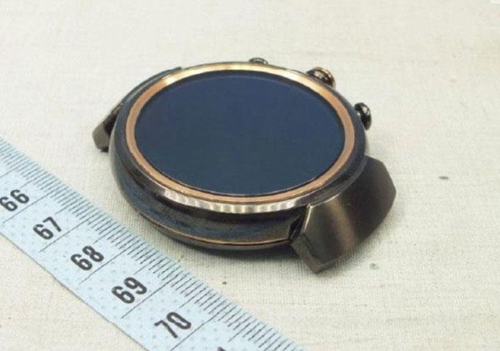 Des photos de l'Asus ZenWatch 3 apparaissent à quelque semaines de l'IFA