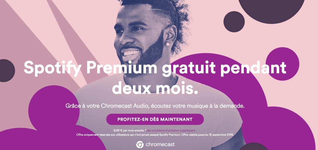 Spotify et Google Play Musique multiplient les promotions, c'est le moment de les tester