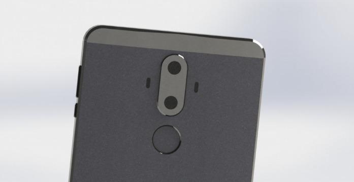 Le Huawei Mate 9 se serait-il montré dans de premiers visuels ?