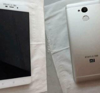 Le Xiaomi Redmi 4 se montre dans de nouvelles photographies