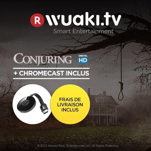 🔥 Bon plan : le Chromecast 2 + un film à 25 euros
