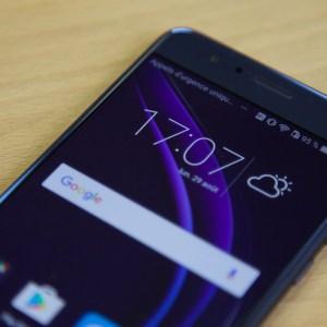 Honor 8 et son écran LTPS-LCD, qu'est-ce que cela signifie ?