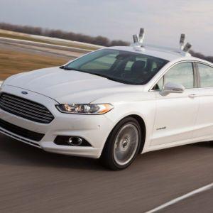 Ford veut lancer son service de VTC autonome en 2021