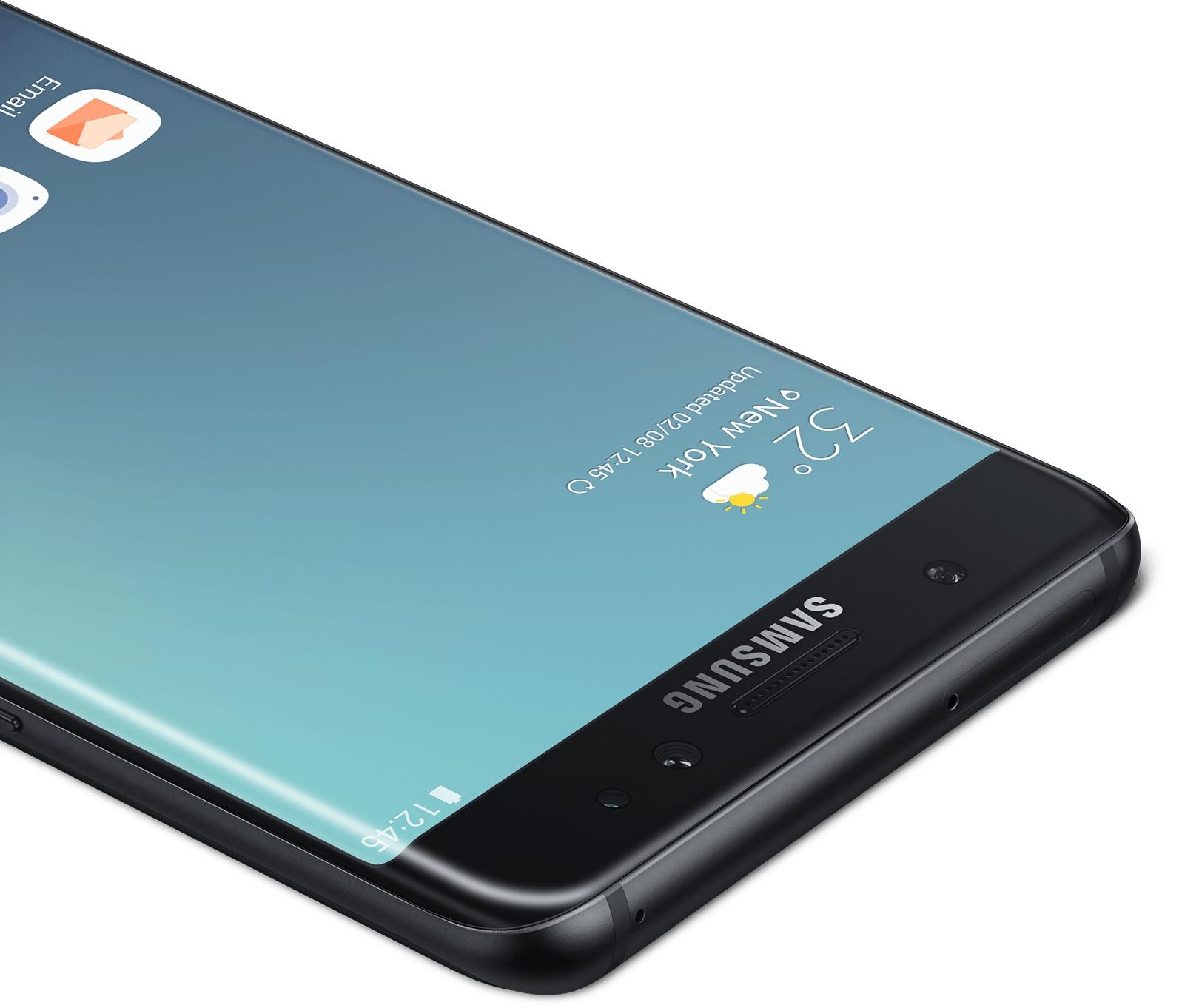 Le Galaxy Note 7 de Samsung pourrait doubler les débits 4G