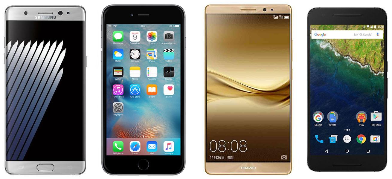 Samsung Galaxy Note 7 : est-il le meilleur smartphone à grand écran du moment ?
